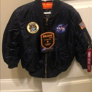 Other - NASA genuine MA-1 Flight Jacket